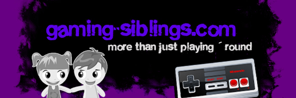 Videogame Collection / gaming-siblings.com - more than just playin' round